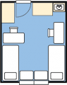 Founders Hall Floor Plan