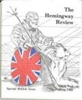 The Hemingway Review Vol.1 No.2 Spring 1982