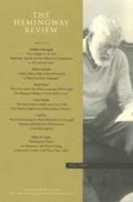 The Hemingway Review Vol.25 No.1 Fall 2005