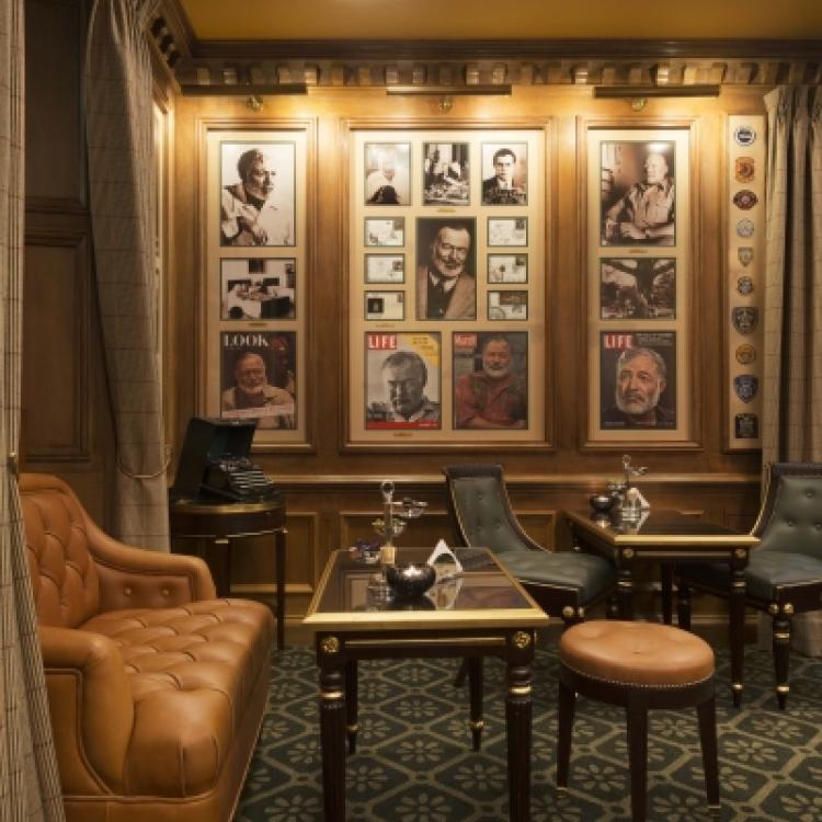 Ritz Paris Reopens With Bar Hemingway Refurbished The