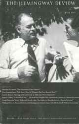 The Hemingway Review Vol.15 No.1 Fall 1995
