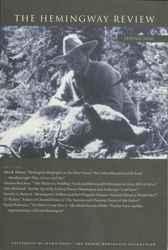 The Hemingway Review Vol.19 No.2 Spring 2000