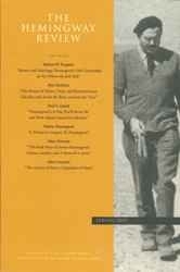 The Hemingway Review Vol.22 No.2 Spring 2003