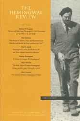 The Hemingway Review Vol.22 No.2 Spring 2003