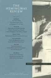 The Hemingway Review Vol.24 No.2 Spring 2005